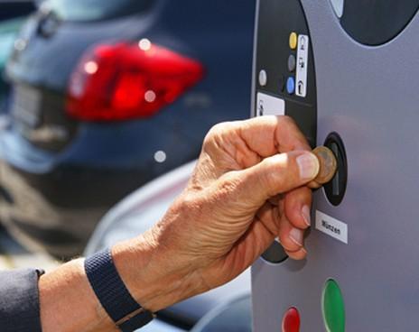 Оборудование для платной парковки